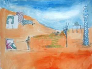 8-Terre Desertique II - R80 600-450